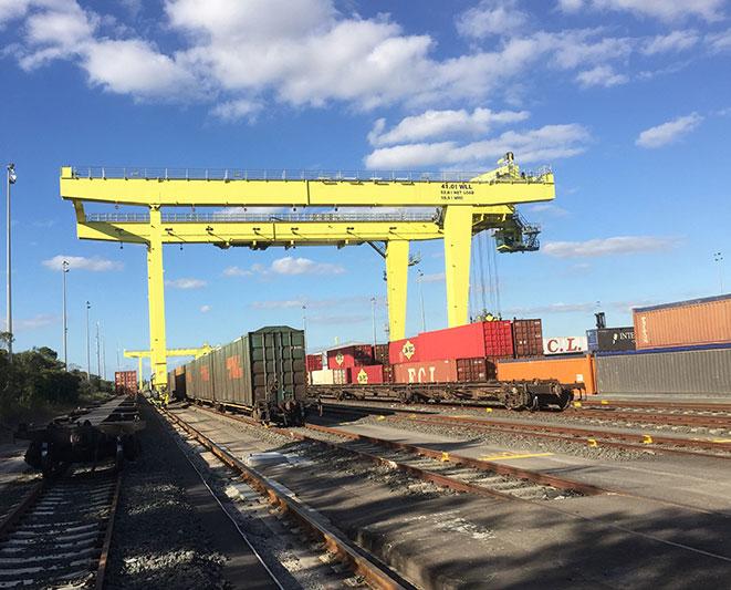 pacific national freight terminal - dangerous goods audit